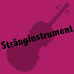 Strnginstrument - arkiv